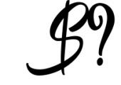 Mantera Script Font OTHER CHARS
