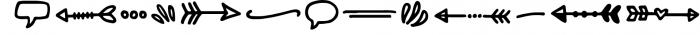 Marimba Font Duo Font UPPERCASE