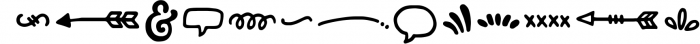 Marimba Font Duo Font LOWERCASE