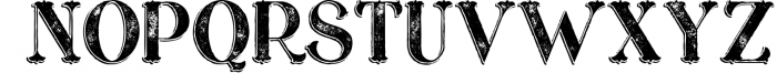 Marin - Victorian Font 4 Font LOWERCASE