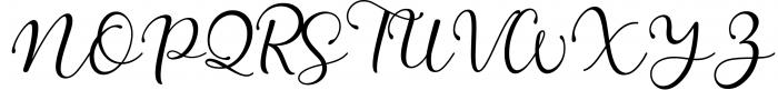 Martinesse - Script Font Font UPPERCASE
