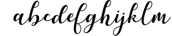 Martinesse - Script Font Font LOWERCASE