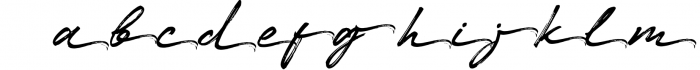 Maryland Wedding Font 8 Font LOWERCASE