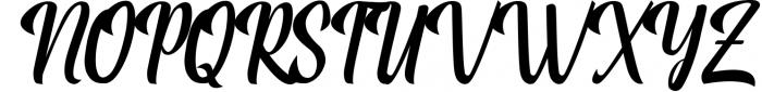 Matilda Anderson Font Duo 1 Font UPPERCASE