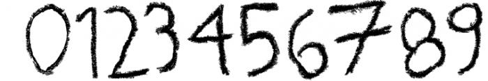 Matildas Grade School Hand_Pack 1 Font OTHER CHARS