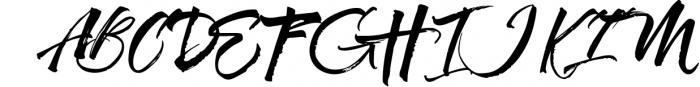 Maximaz Typeface Font UPPERCASE
