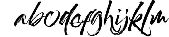 Maximaz Typeface Font LOWERCASE