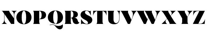 MADEBruno Font UPPERCASE