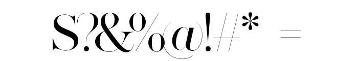 MADESAONARA2 Font OTHER CHARS