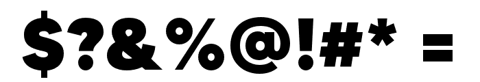 MADETOMMY-Black Font OTHER CHARS