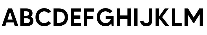 MADETOMMY-Medium Font UPPERCASE