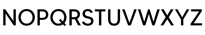 MADETOMMY Font UPPERCASE