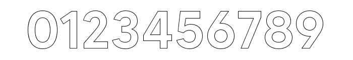 MADETOMMYOutline-Medium Font OTHER CHARS