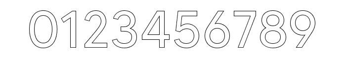 MADETOMMYOutline Font OTHER CHARS
