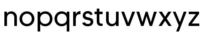 MADETOMMY Font LOWERCASE