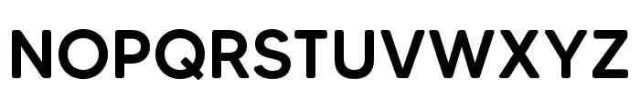 MADETommySoft-Medium Font UPPERCASE