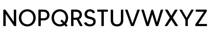 MADETommySoft Font UPPERCASE