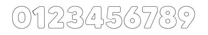 MADETommySoftOutline-ExtraBold Font OTHER CHARS