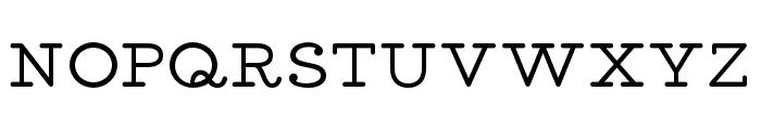 MADEWaffleSlab Font UPPERCASE