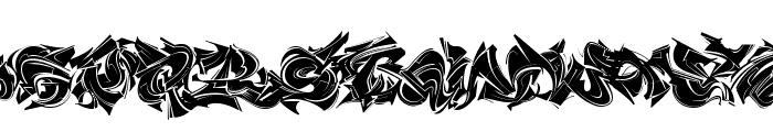 MAELSTROM Font UPPERCASE