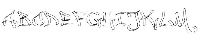 MALICE Font LOWERCASE
