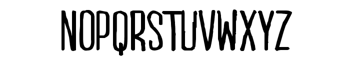 MARI&DAVIDRegular Font LOWERCASE