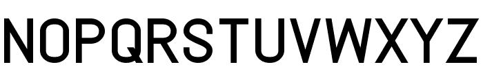 MARKSMAN Font UPPERCASE