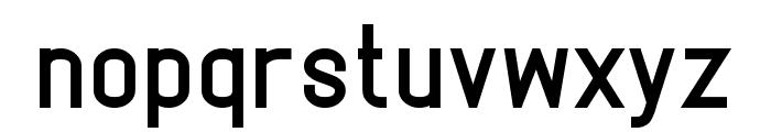 MARKSMAN Font LOWERCASE