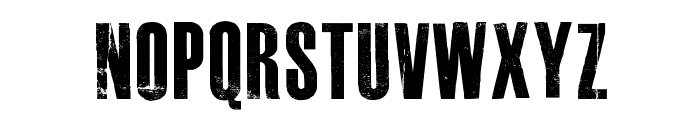 MASTERPLAN TRIAL Font LOWERCASE