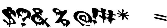 MATTEROFFACT Font OTHER CHARS