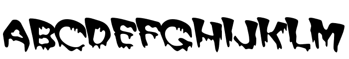 MATTEROFFACT Font LOWERCASE