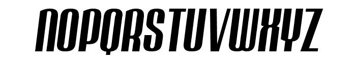 Mabella Italic Font UPPERCASE