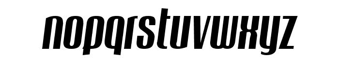 Mabella Italic Font LOWERCASE