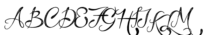 Mad Beef Font UPPERCASE