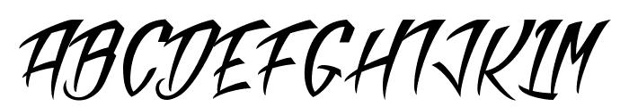 Mad Rats Font UPPERCASE