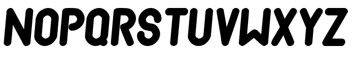 Mad scientist Font LOWERCASE