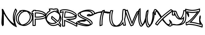 MadSkilz Font UPPERCASE