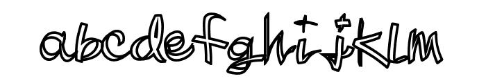 MadSkilz Font LOWERCASE