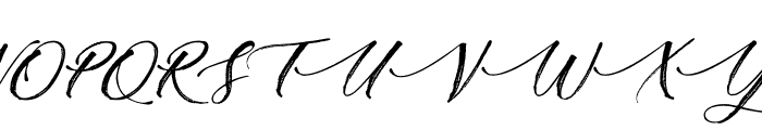 Madame Cosmetics Font UPPERCASE