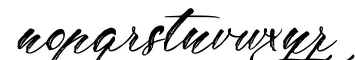 Madame Cosmetics Font LOWERCASE