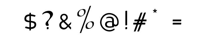 MadameFlacon Font OTHER CHARS