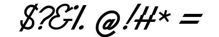 Maddison Font OTHER CHARS