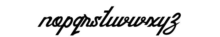 Maddison Font LOWERCASE