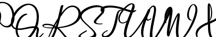 Madeline Font UPPERCASE
