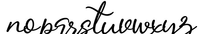 Madeline Font LOWERCASE