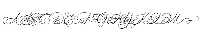Mademoiselle Camille Font UPPERCASE