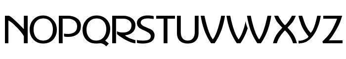 Madison Avenue Font UPPERCASE