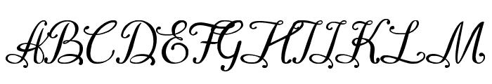 Madre Superiora Font UPPERCASE