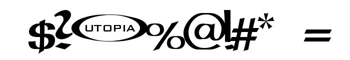 Mael Font OTHER CHARS