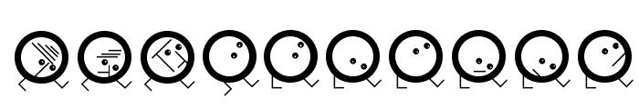 Maenneken Font OTHER CHARS